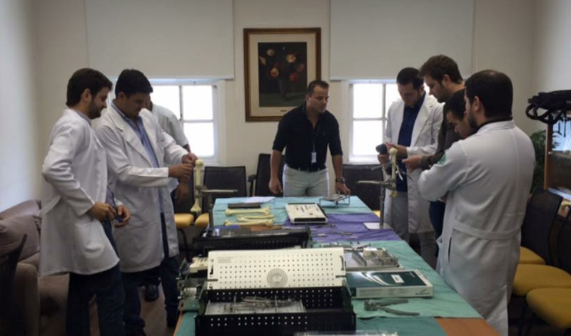 Workshop de implantes