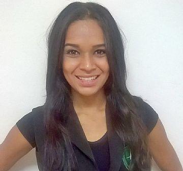 Josiane Saldanha Funcionária do Mês